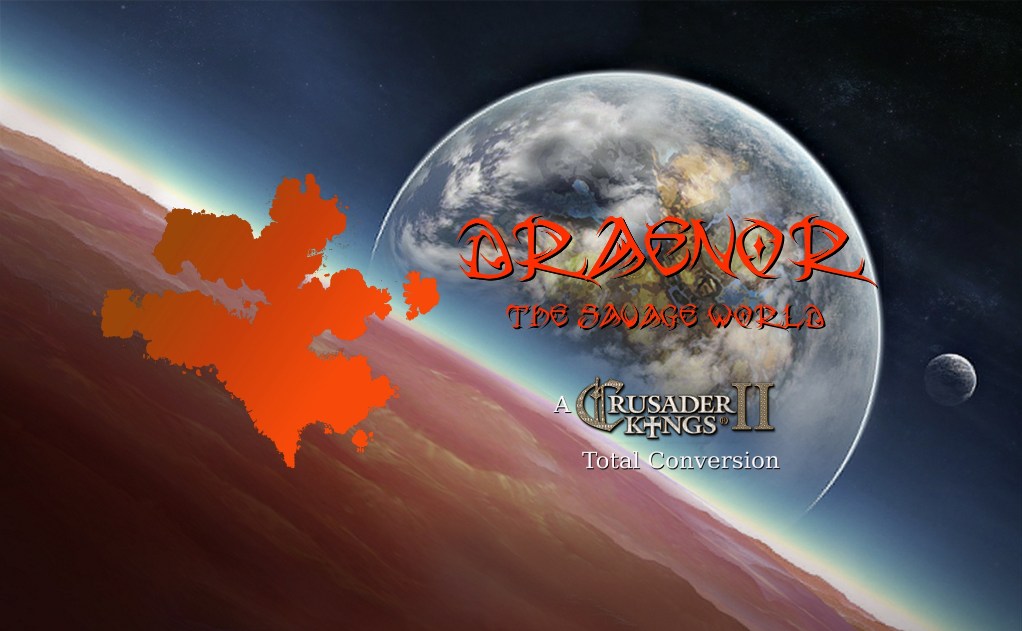 Warcraft: Draenor, the Savage World Public Beta mod for Crusader
