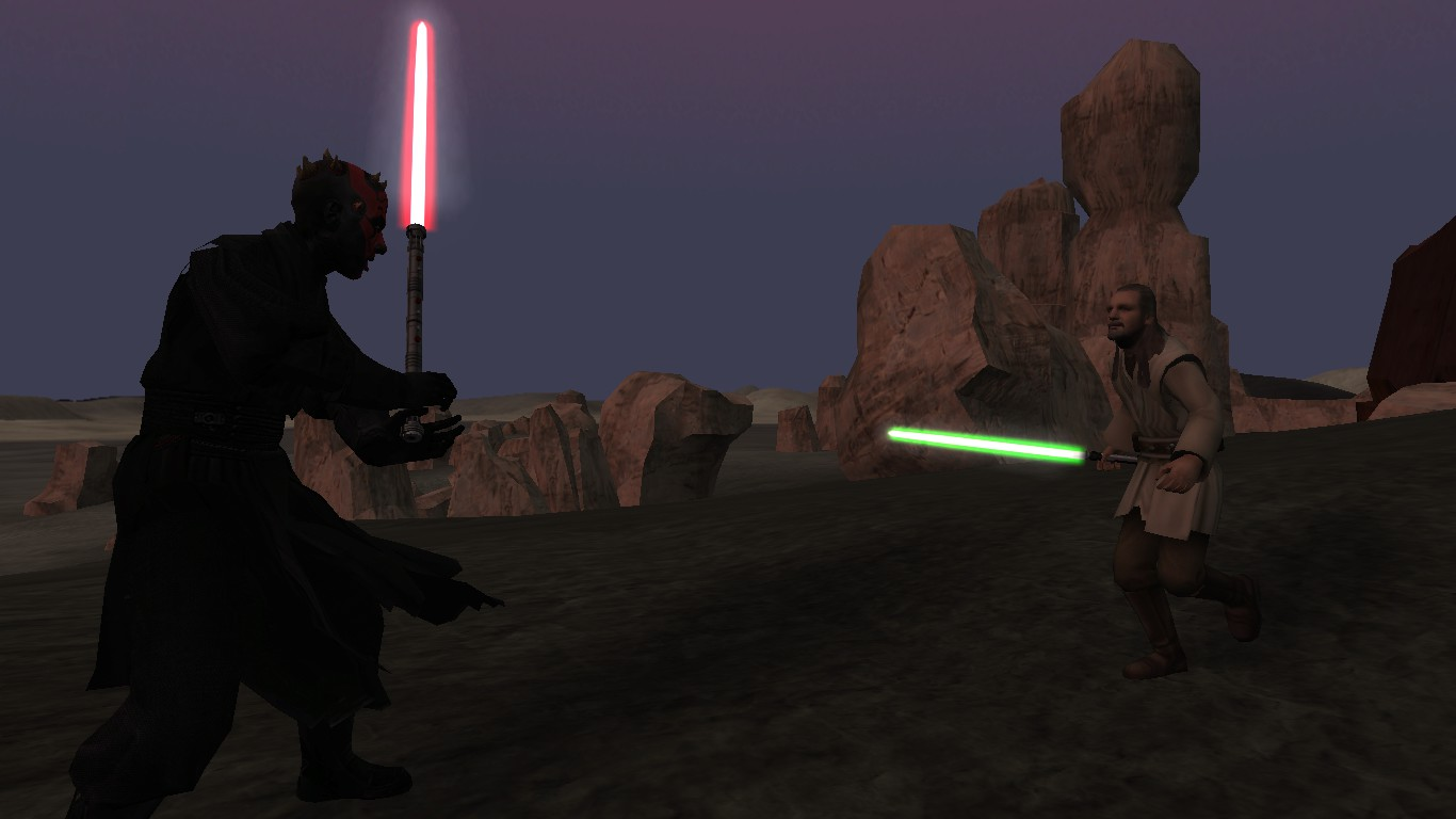 Single Blade Maul Binary Sunset Hero Assault Exclusive Image