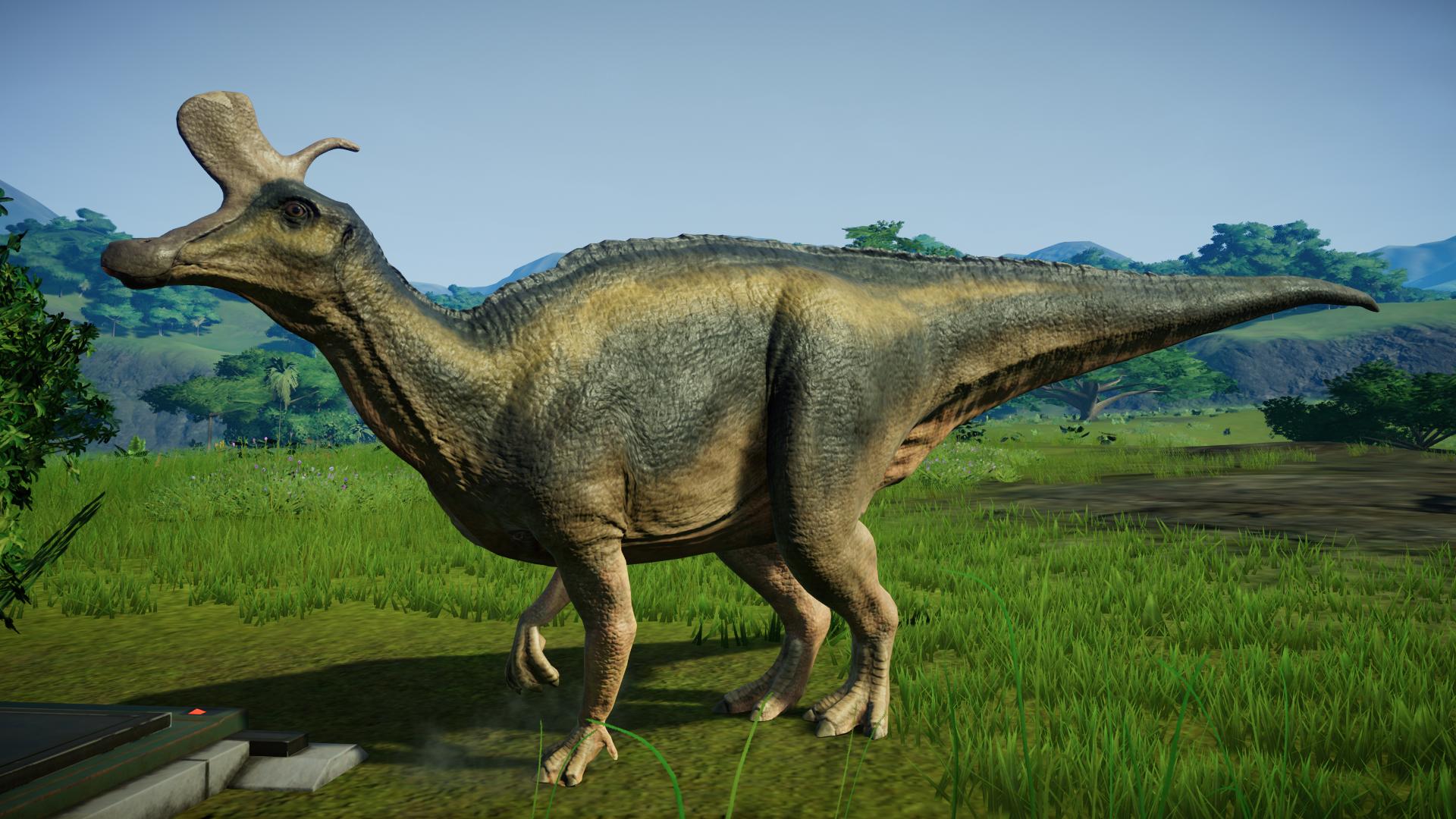 Lambeosaurus Mod For Jurassic World Evolution Mod Db Posts must be about jurassic world evolution, the video game. lambeosaurus mod for jurassic world