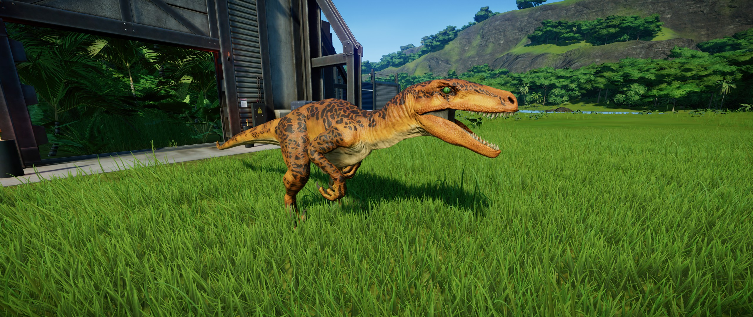 Utahraptor Mod For Jurassic World Evolution Mod Db The basic pattern is based on the concept art while the alt patterns use the base game's skin, but you can. utahraptor mod for jurassic world