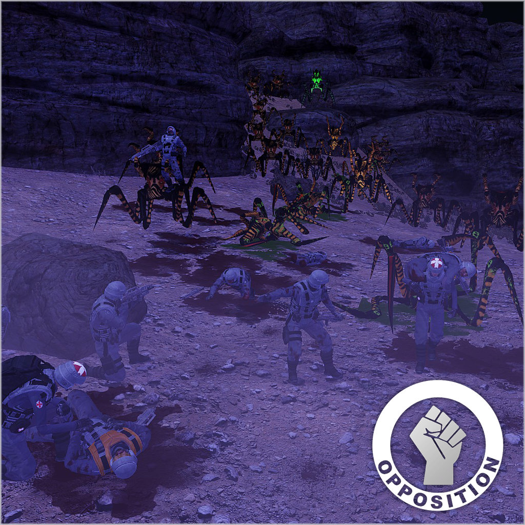 Starship Troopers: Opposition Mod For ARMA 3