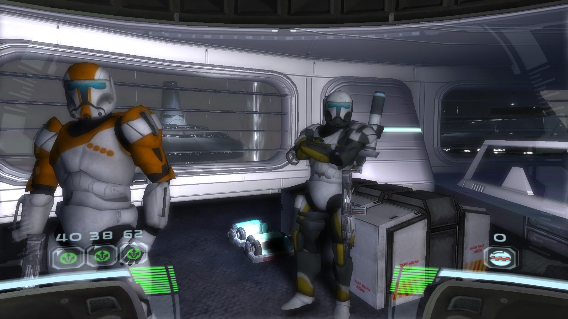 Delta Squad Accept New Squad Member Image Star Wars Republic Commando Multiverse Mod For Star Wars Republic Commando Mod Db