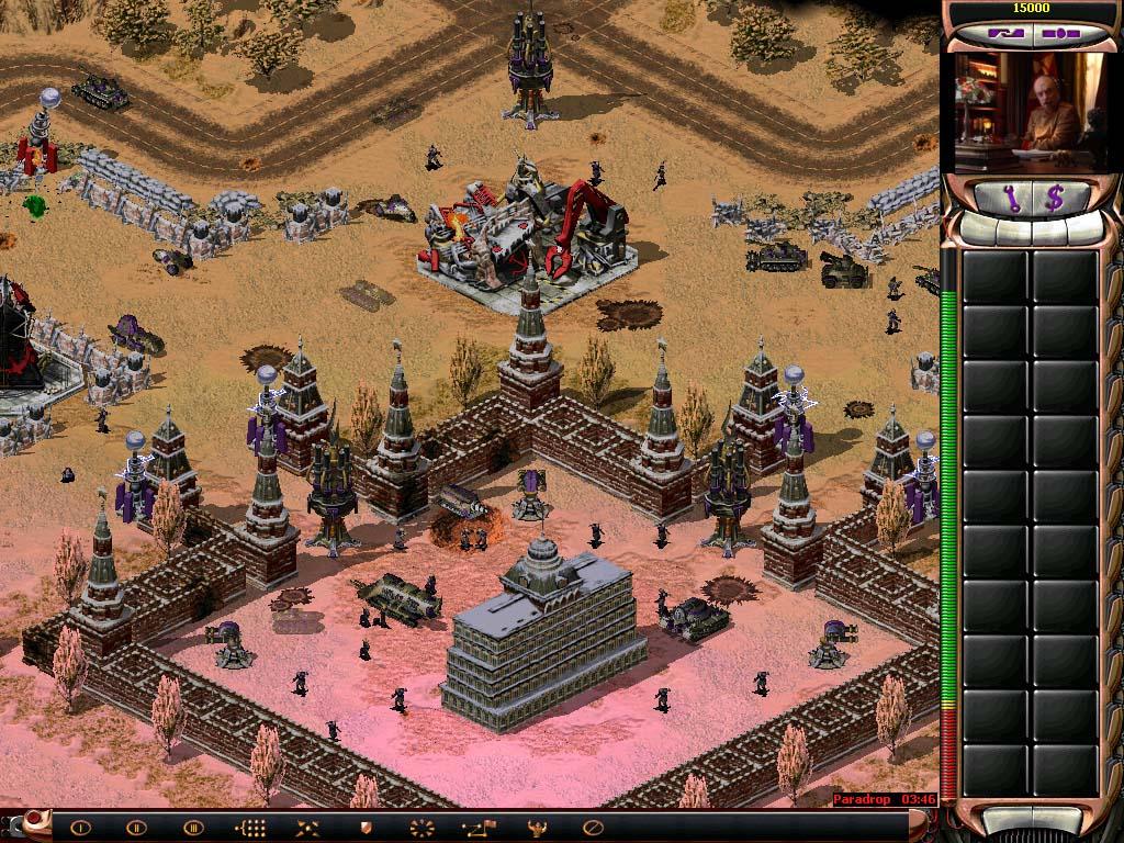 которая в свою очередь ставится на игру Command & Conquer: Red Alert 2 Yuri