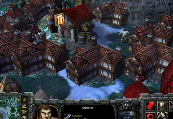 ingame1 image - Race War mod for Warcraft III: Reign of