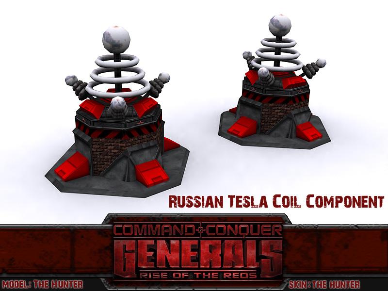 Tesla Coil Red Alert 3...