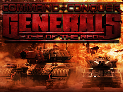 Rise of the reds mod for c c generals zero hour mod db for The russian mod