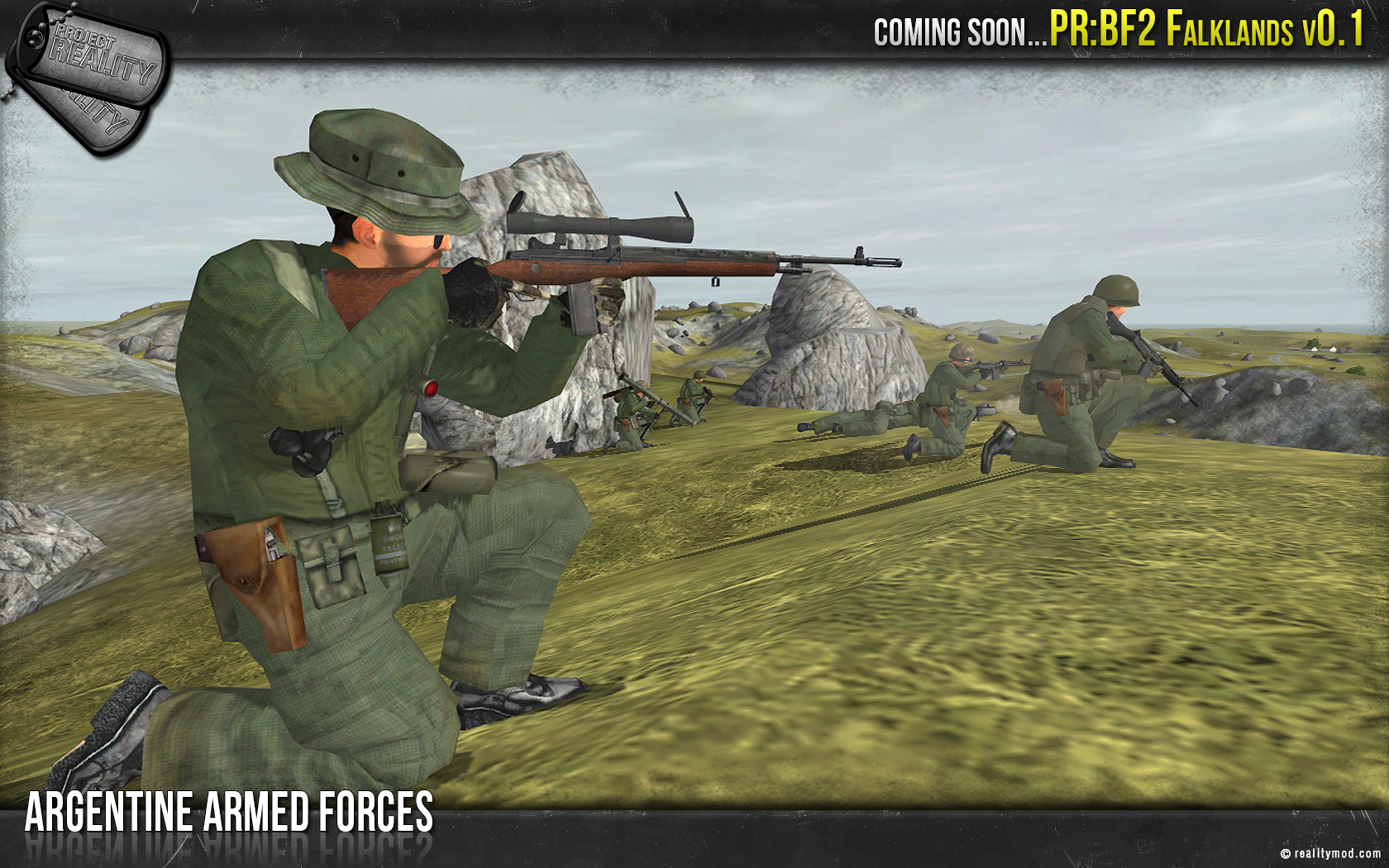 bf2 project reality Prta - project reality teamwork alliance log in or sign up prta - project reality teamwork alliance  bf2 name: clund damn i need to add login and upload .