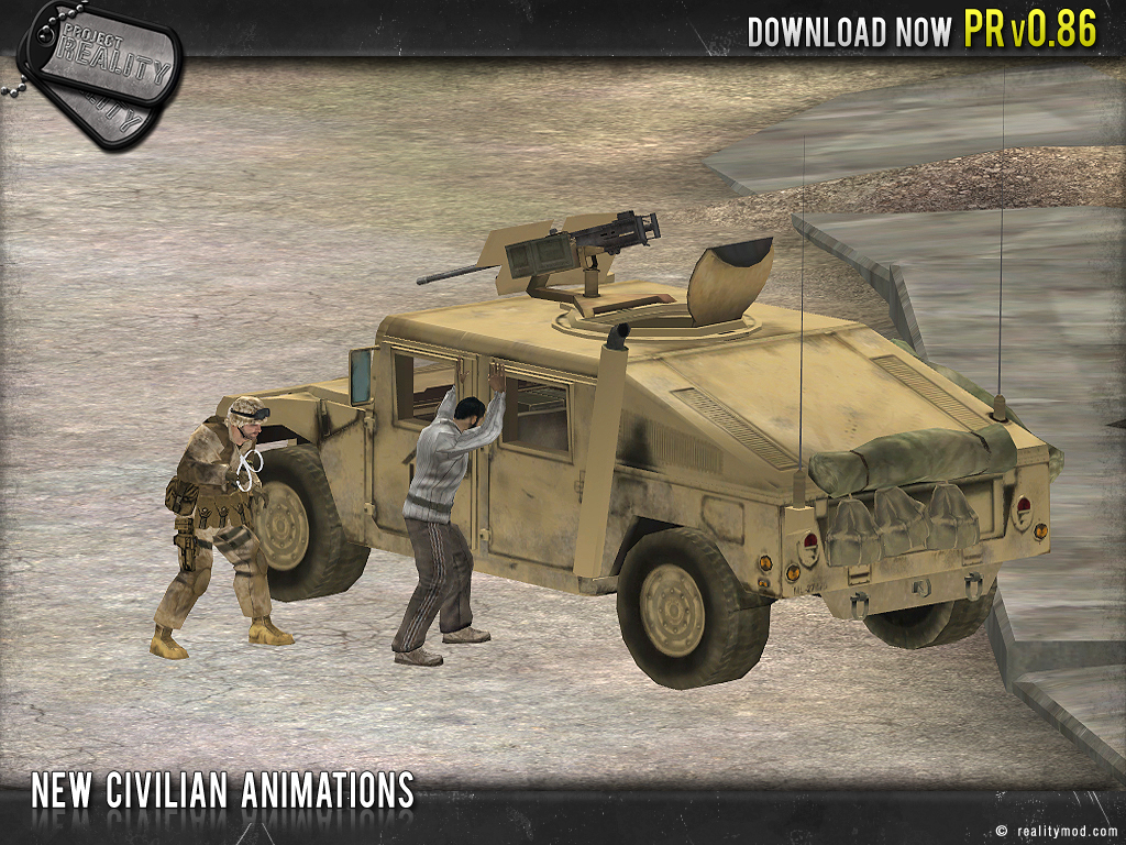 Скачать Мод Project Reality Для Battlefield 2 - фото 5