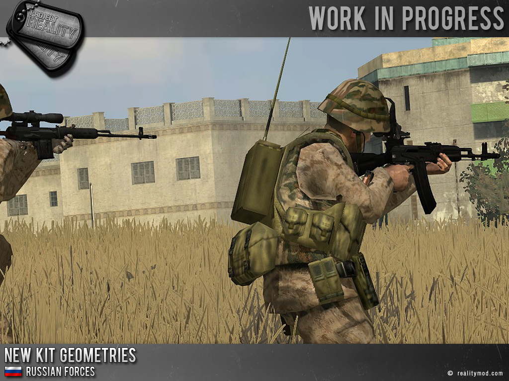 Project reality servers