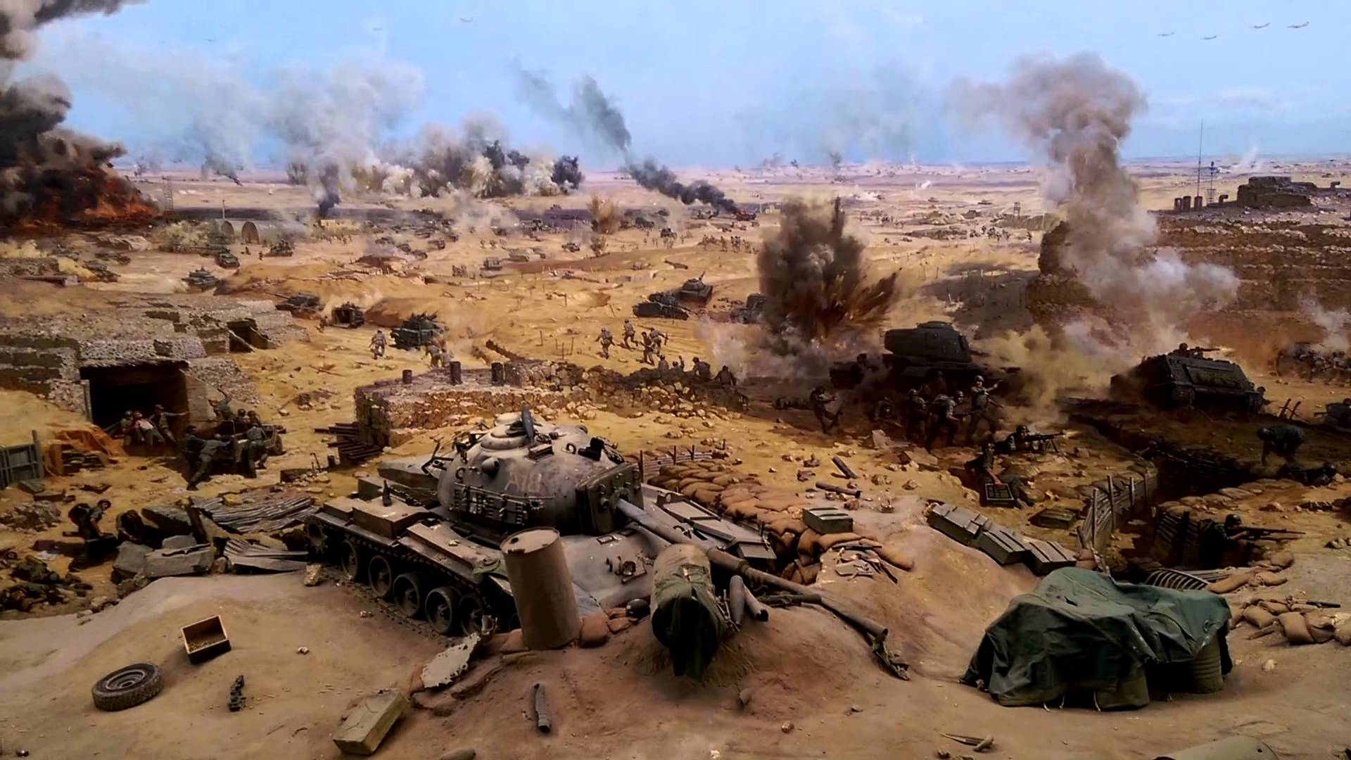 Yom Kippur War Image Idf Fight For Independence Mod For