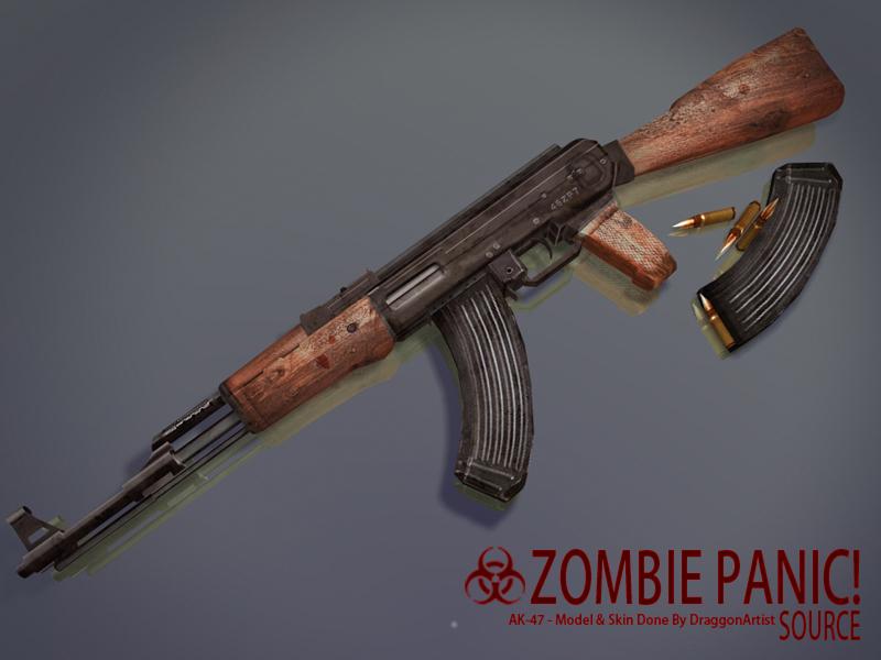 Зомби паник соурс