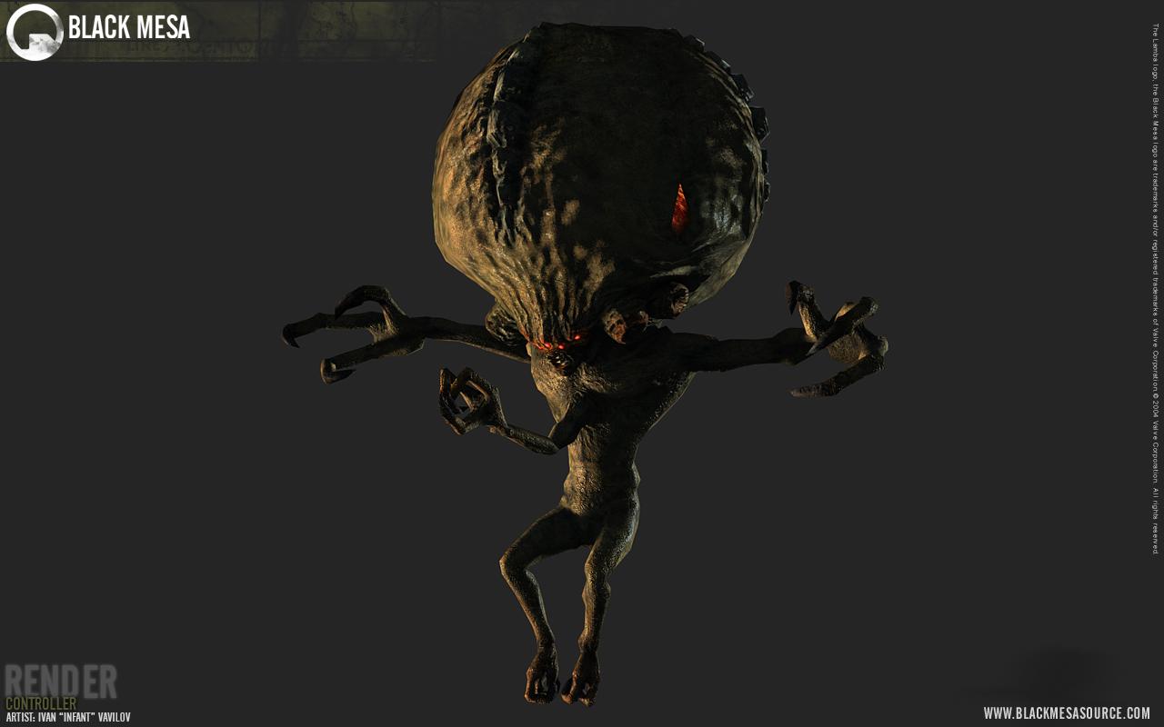 Controller Image Black Mesa Mod For Half Life 2 Mod Db