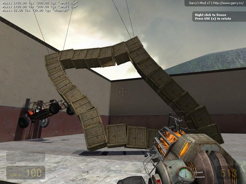Garrys Mod for Half-Life 2 - Mod DB