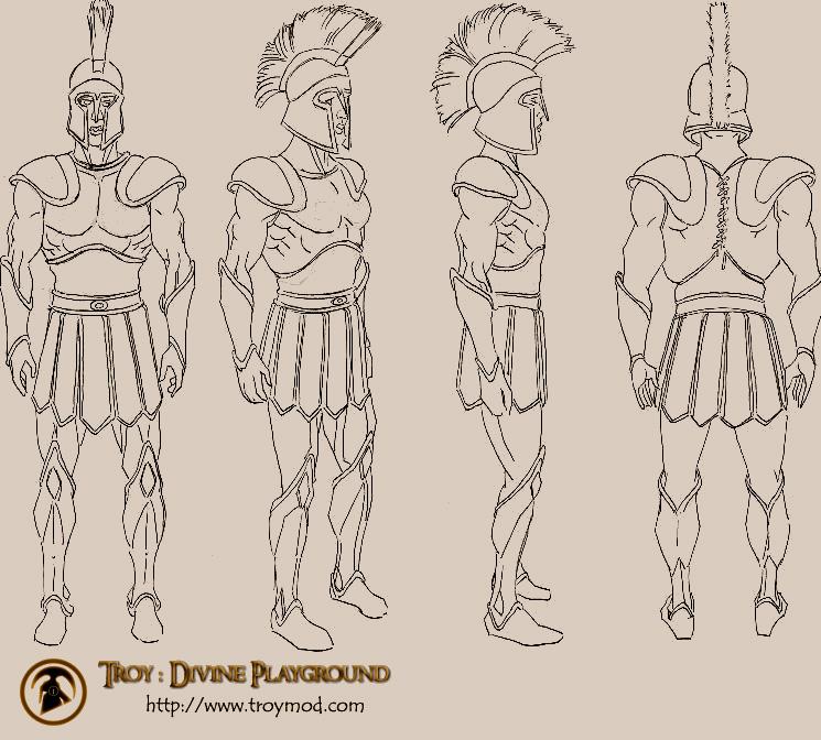 Troy: Divine Playground Mod