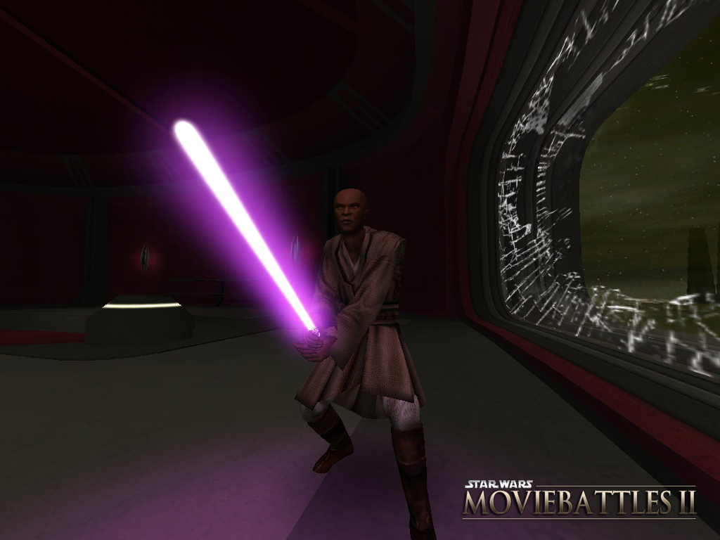 Mace Windu Image Movie Battles Ii Mod For Star Wars Jedi Academy