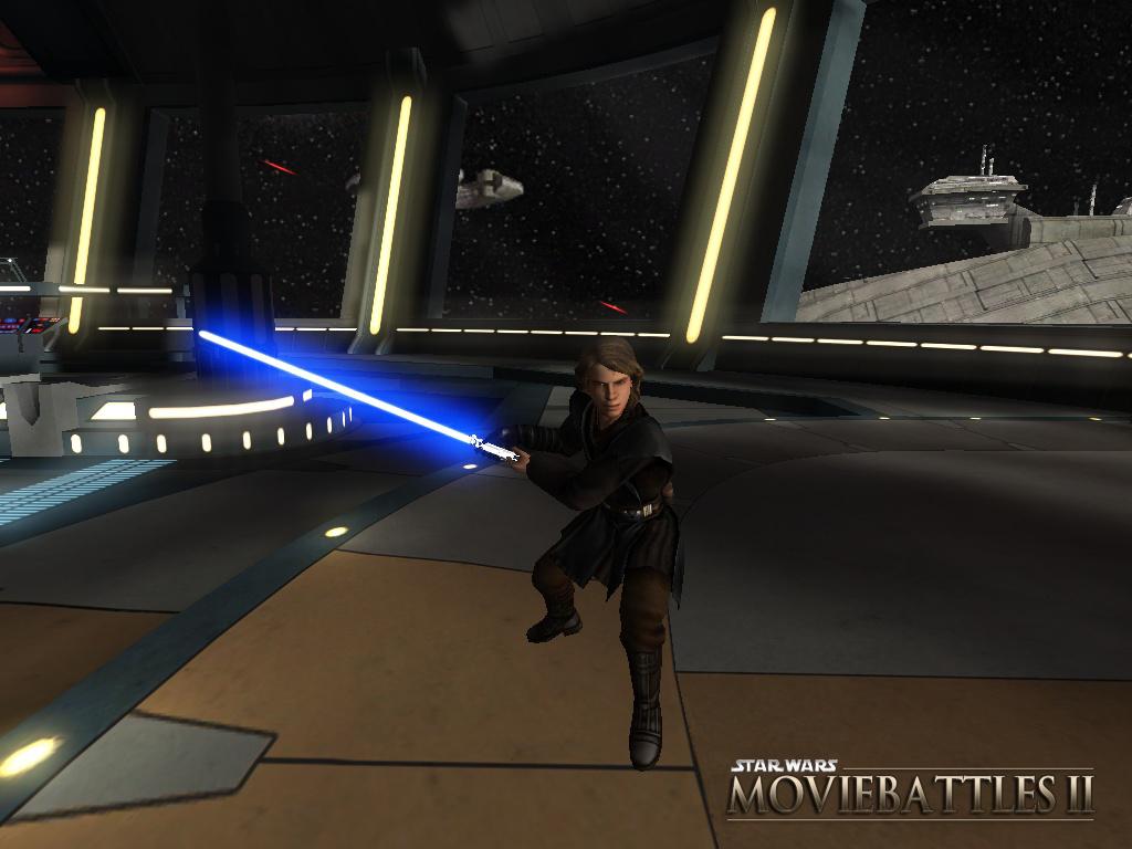 anakin skywalker image movie battles ii mod for star