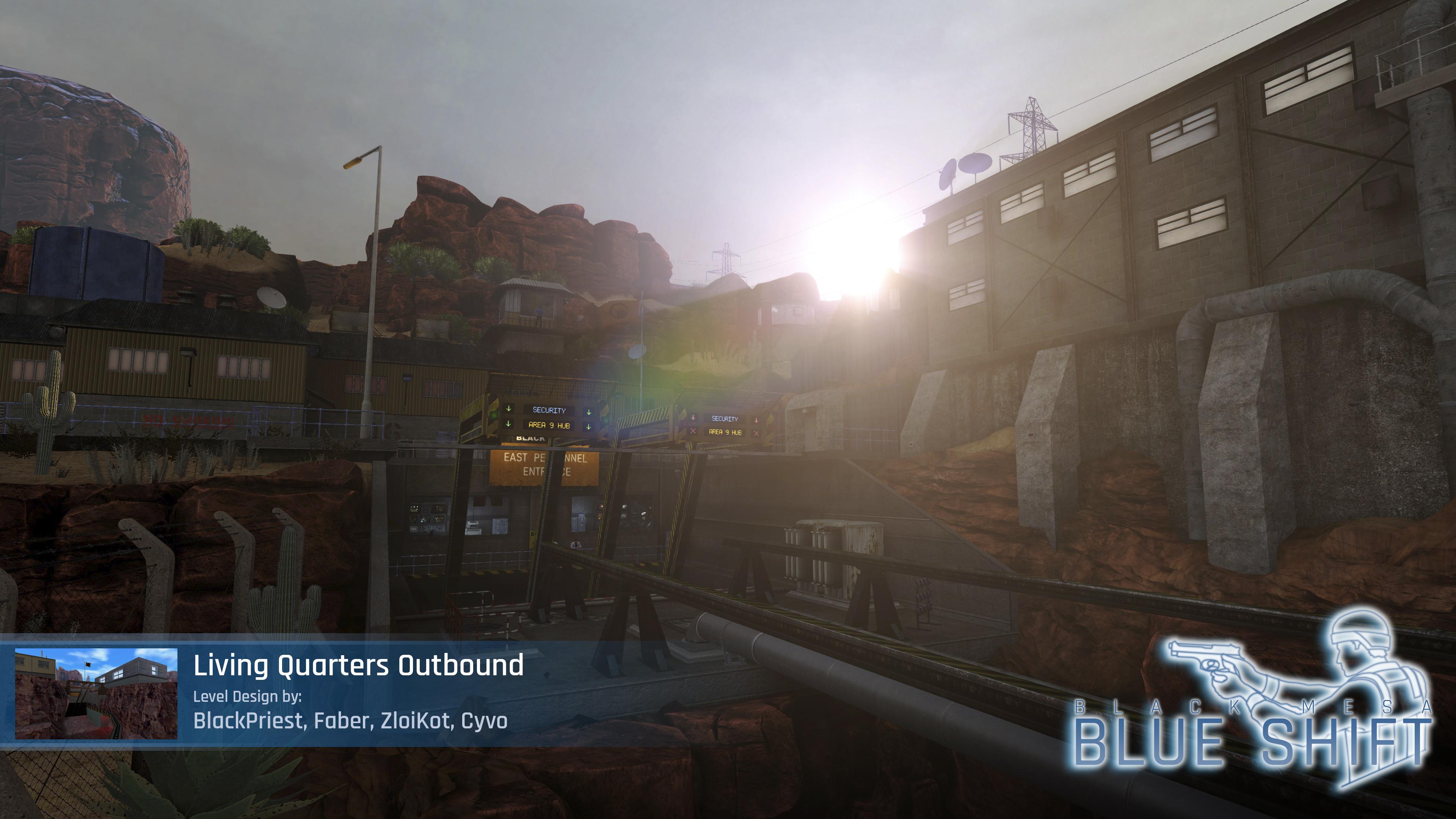 Living Quarters Outbound