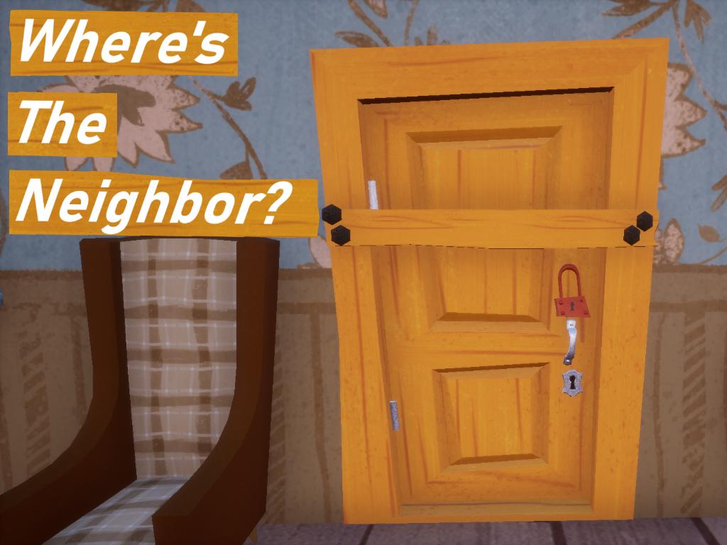 Where's The Neighbor?