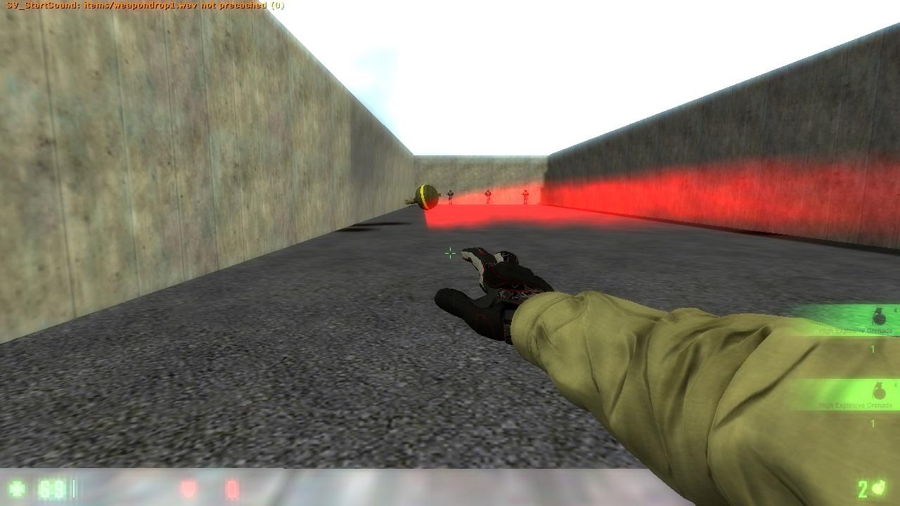 AMXX Plugin Support! (GrenadeTrail Test)