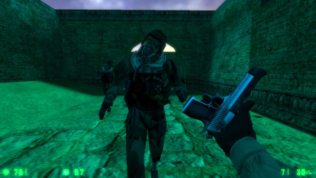 Alternative Zombie Mode!