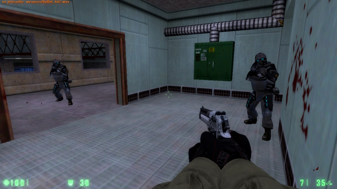 New NPC'S! (Combine Soldiers Test)