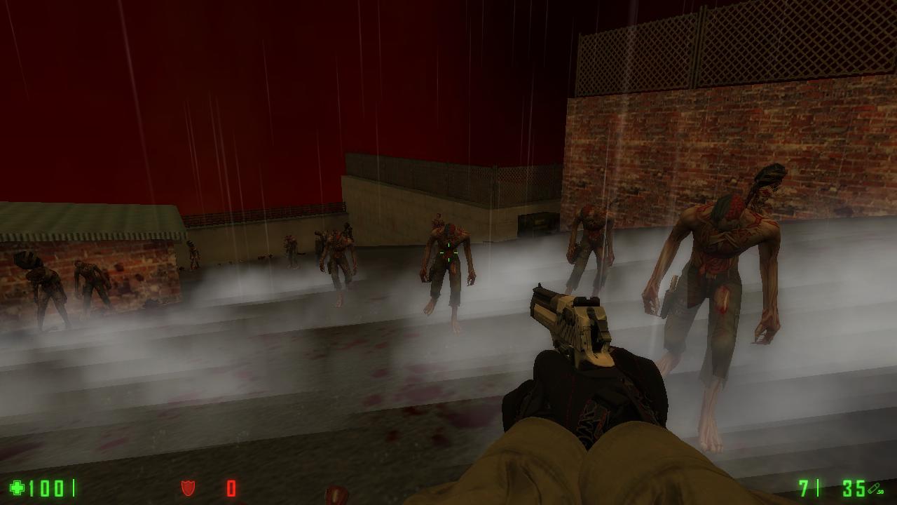 Zombie Mode!
