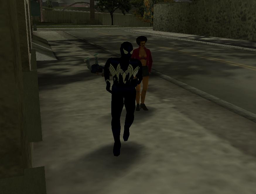 Spider-Man Skin Mod
