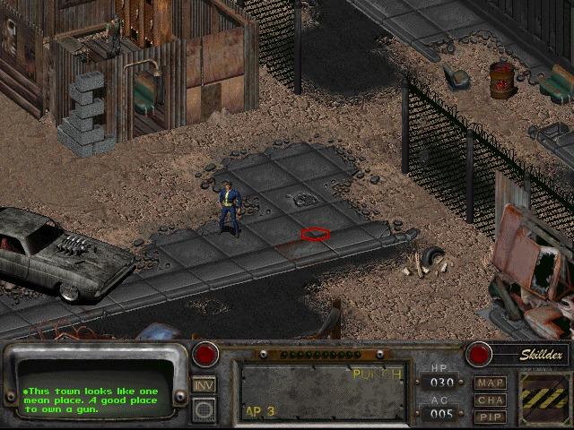 a new car image survivor mod for fallout 2 mod db