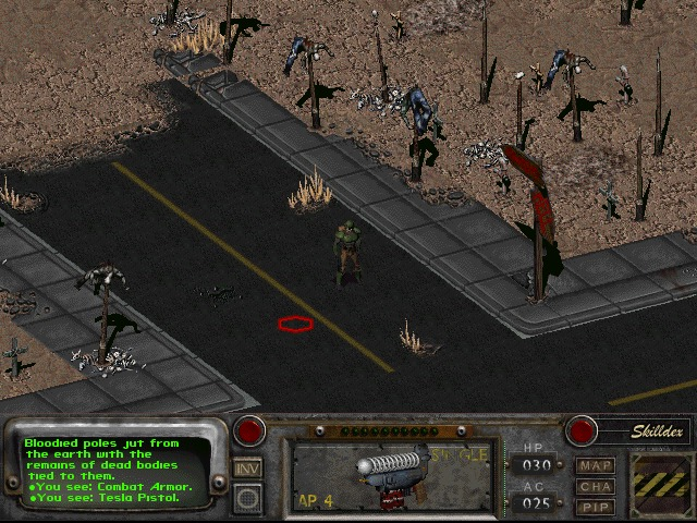 Fallout 2. How to Patch Steam version of Fallout 2 and play it in High Reso