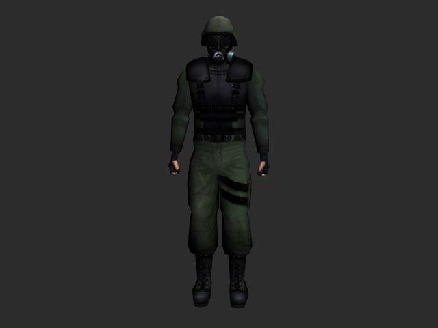 half life 1 player models