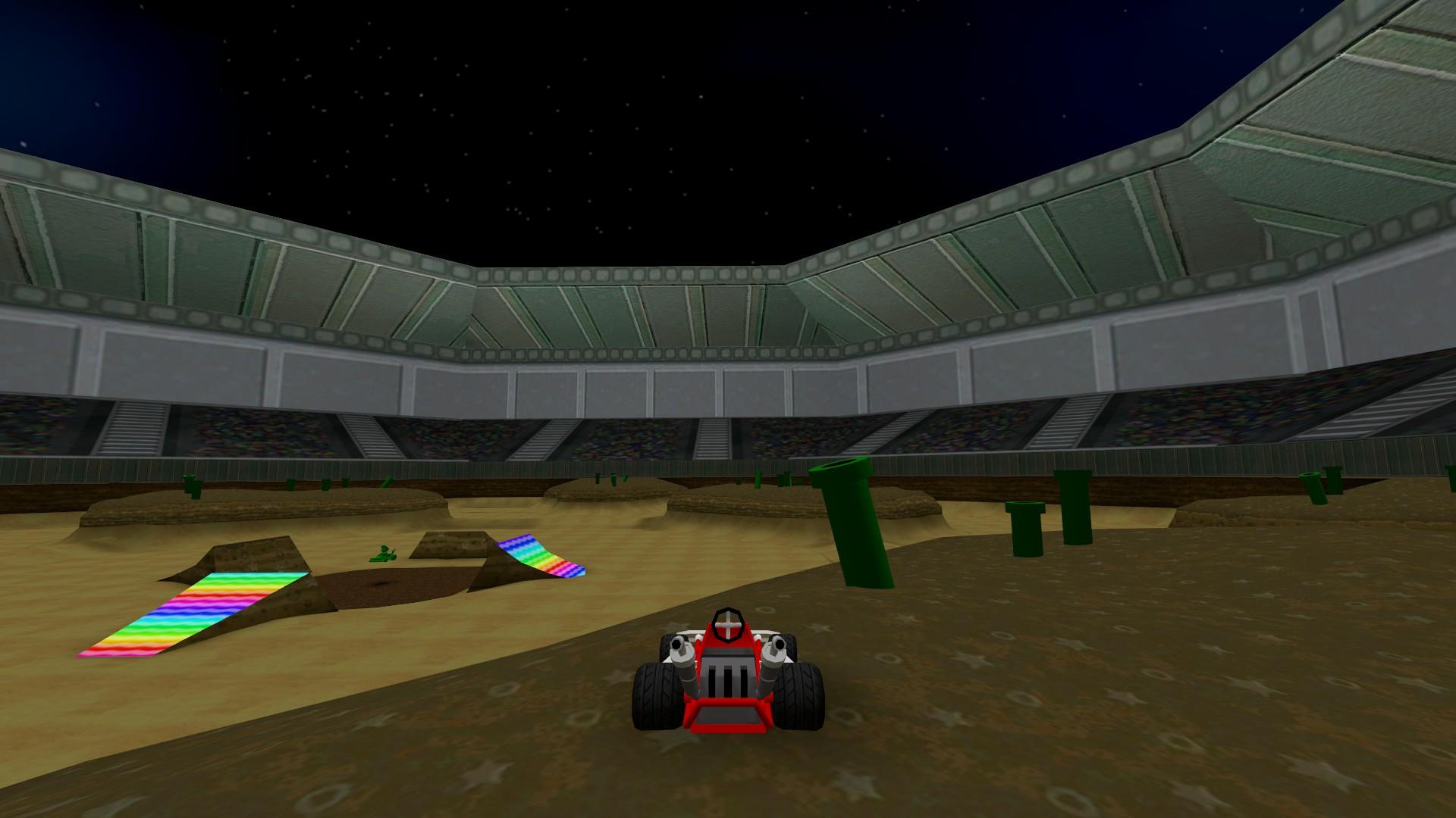 Original Mario Kart Characters