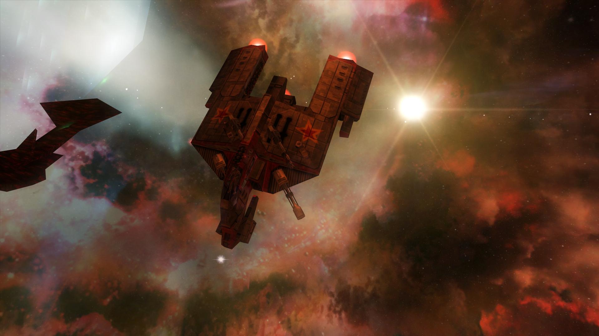 freelancer crossfire all ships