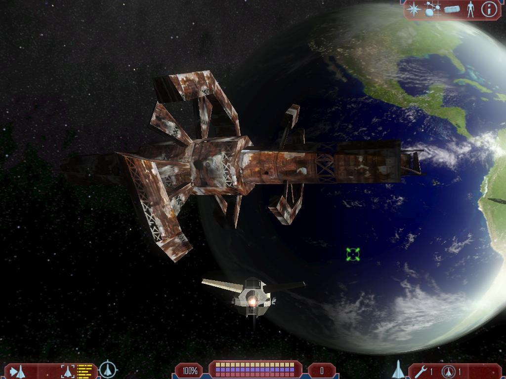Earth debris fields image - Crossfire 2.0 mod for ...