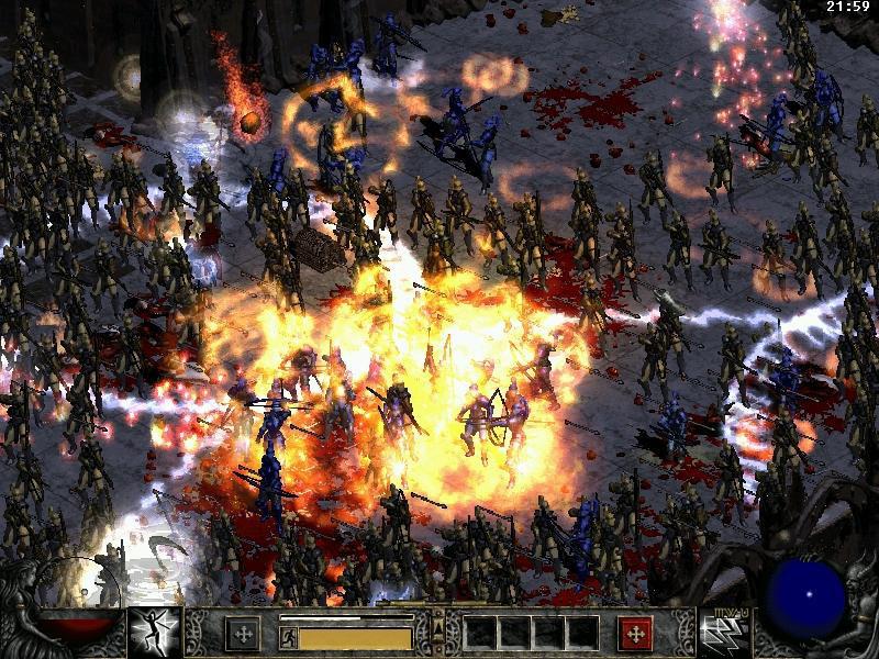 Скачать Diablo 2 (2001/ENG/RIP by pwz2000) бесплатно без регистрации и