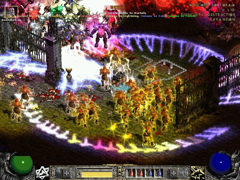 Все Для Diablo 2 Resurrection