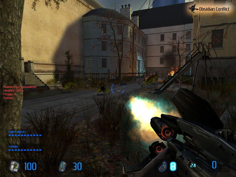 Obsidian conflict mod for half life 2, obsidian conflict screenshots, image, screenshots, screens, picture, photo