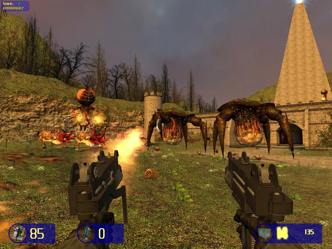 Pobierz half-life 2 - obsidian conflict mod patch v133 - v134