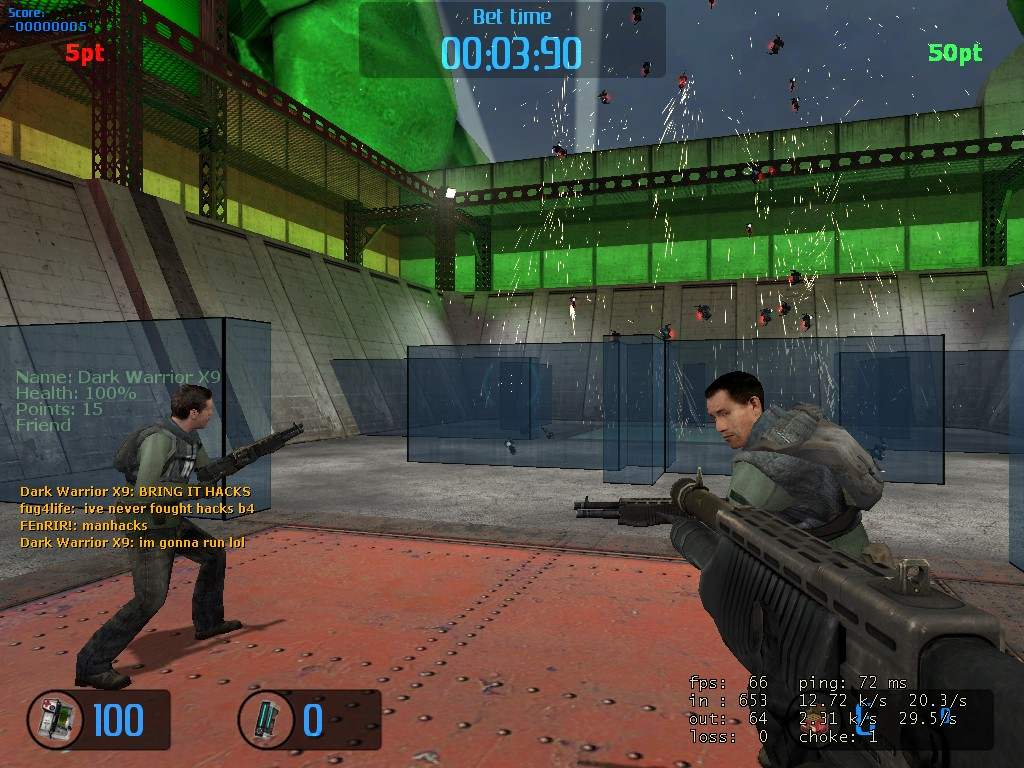 Deadland image - obsidian conflict mod for half-life 2