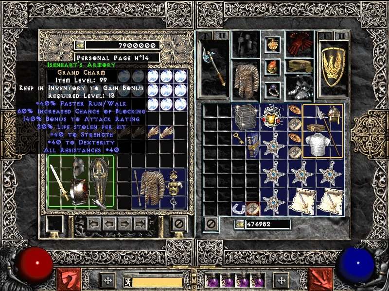 diablo 2 how to make set items