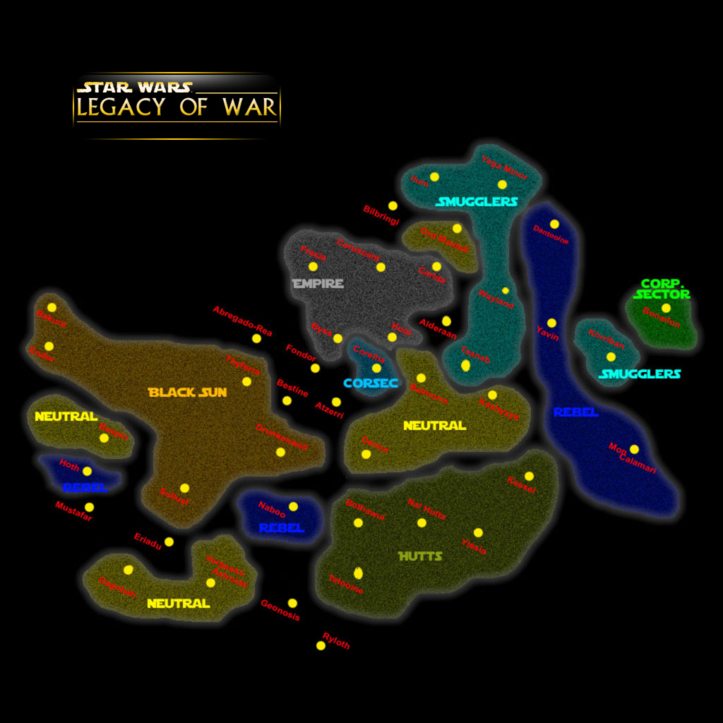 galaxy of war