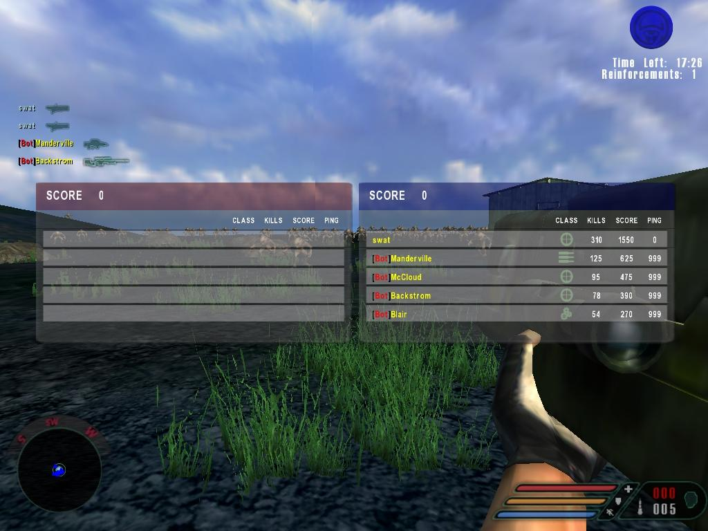 Bots Can Also Score Points From Killing Trigens Image Assault Coop Mod For Far Cry Mod Db