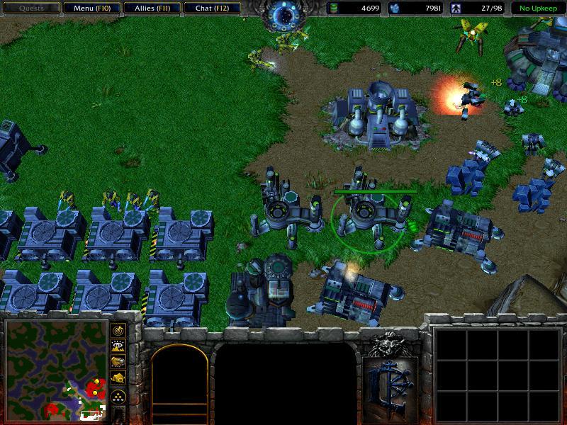 Big Game Hunters Screenshot 1 image - Starcraft 1 5: Fusion