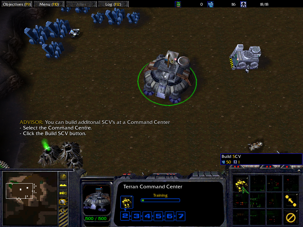 Starcraft 1 5 3D Total Conversion Maps Project   Page 8