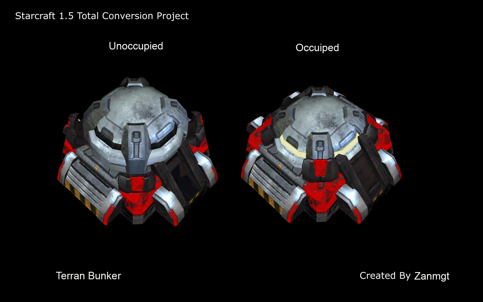 how to build bunkers star craft 2