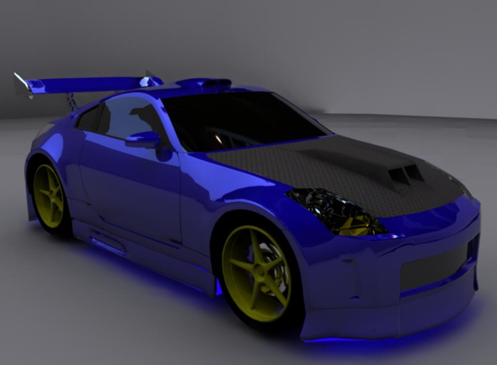Nissan 350z Concept image - Hypersonic Source Raceway mod ...