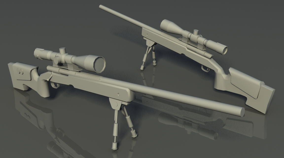 Swat Sniper Rifle Image Swat Operations Mod For Battlefield 2