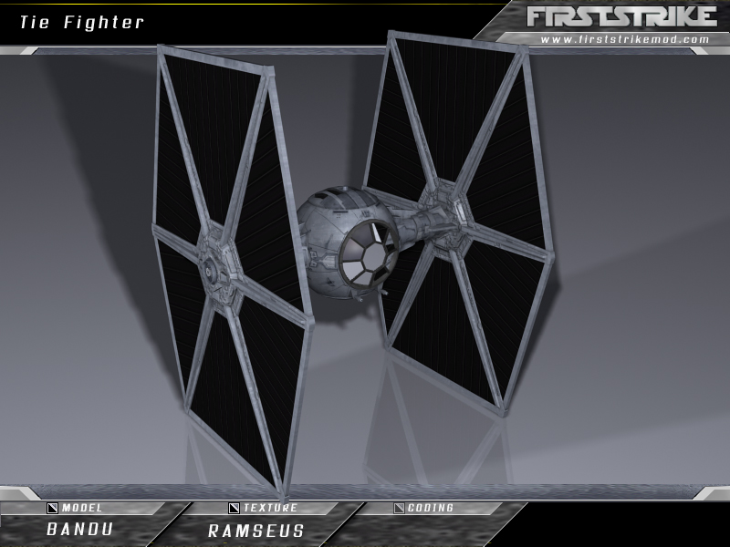 tie fighter image strike mod for battlefield 2142