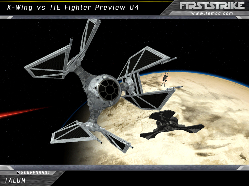 Media RSS Feed Report media X-Wing vs TIE Fighter Map Screenshots    X Wing Vs Tie Fighter