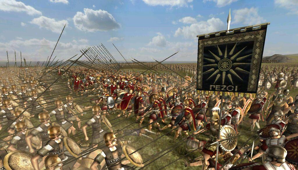 Total War Patch Rome