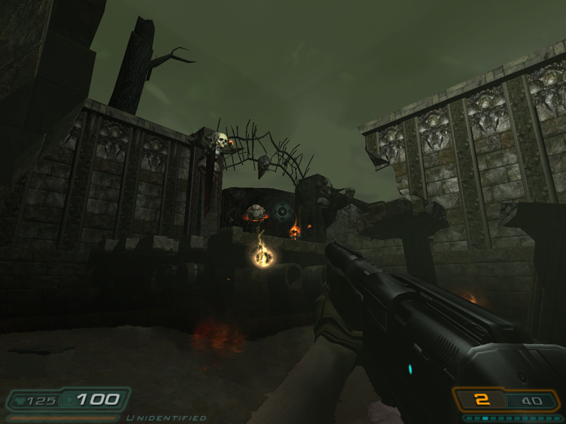 Hell image - Doom 3: Phobos mod for Doom III - Mod DB